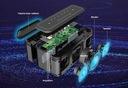 Głośnik Bluetooth Bezprzewodowy Tronsmart Mega Pro Funkcje funkcja powerbanku odbieranie połączeń odtwarzanie plików audio sterowanie za pomocą smartfona tryb głośnomówiący wbudowany mikrofon