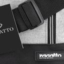 ZAGATTO torba męska mała saszetka sportowa ramię Marka Zagatto