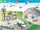 ZESTAW LEGO 9335 EDUCATION SPACE & AIRPORT SET Wiek dziecka 4 lata +