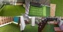 Sztuczna Trawa Miękka Boisko Balkon Ogród 2m verde Gramatura 1.3 kg/m²