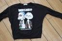 MałaMI mała mi koszulka bluzka 122 128 Rękaw Krótki rękaw