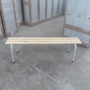 Ławka szatniowa szkolna 160cm