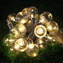 Girlandy Lampki Ogrodowe Solarne 10 Żarówki 2.5M Marka M000702