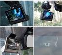 Wideorejestrator Kamera cofania kamera wnętrza 3w1 Kąt widzenia 170°
