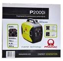 PRAMAC Agregat prądotwórczy P2000I AVR inverter Marka Pramac