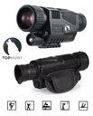 Noktowizor TOPHUNT NVI-480 IR zasięg 200m + 32GB Średnica obiektywu 40 mm