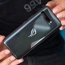 ASUS ROG 3 ZS661KS Snapdragon 865 12/128GB Czarny Materiał aluminium