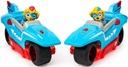PSI PATROL POJAZD 2w1 MOTOCYKLE + 2 FIGURKI TWINS Wiek dziecka 3 lata +