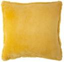 Poduszka dekoracyjna rabbit miękka 40x40 cm żółta Kod producenta 999019