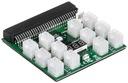 Adapter PCI-E Breakout board hot-plug common slot EAN 978020137962