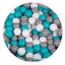 SUCHY BASEN z kolorowymi piłkami piłeczkami 200szt