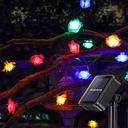 Girlandy Lampki Rose Ogrodowe Solarne 30 LED 6.5m Waga (z opakowaniem) 0.4 kg