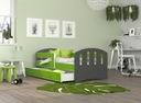 Łóżko HAPPY 160x80 + szuflada + materac EAN 5902841934672
