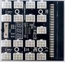 Adapter PCI-E Breakout board 17 gniazd PCI-E