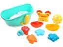 STATEK organizer kolor gumowe zabawki do kąpieli Kod producenta ZA3408