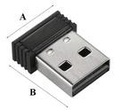 Odbiornik Antena USB ANT+ Stick Garmin Tacx Zwift Rodzaj bezprzewodowy