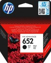 Zestaw tusz HP 652 Czarny F6V25AE + Kolor F6V24AE Kod producenta F6V25AE