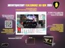 Nieustraszony kalendarz od Knight Rider Polska Kod producenta KRPL_kalb2021