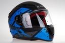 LS2 FF353 RAPID KASK MOTOCYKLOWY DEADBOLT BLUE Rozmiar M