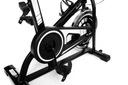 Rowerek Stacjonarny Treningowy Rower Spiningowy Maksymalna waga użytkownika 100 kg