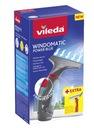 Vileda Myjka do szyb okien Windomatic Waga produktu z opakowaniem jednostkowym 1 kg