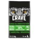 CRAVE - sucha karma 11,5kg z jagnięciną i wołowiną Marka Crave