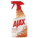 AJAX zestaw do czyszczenia domu spray 3x750 ml Rodzaj czyszczenie wielofunkcyjne