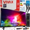 VIVAX TELEWIZOR 32 LED SmartTV HDMI ANDROID ULTRA