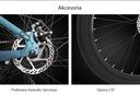 Eleglide F1 MTB Rower elektryczny składany 10.4AH Amortyzacja przód i tył