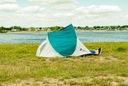 Namiot Plażowy POP-UP Samorozkładający Parawan UV Waga 0.95 kg