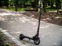 Hulajnoga Elektryczna AMORTYZOWANA 550W 40km/h Waga 20 kg