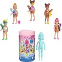 CHELSEA KOLOROWA NIESPODZIANKA WAKACYJNA + GRATIS Bohater Barbie
