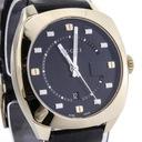 Zegarek GUCCI YA142310 szafir datownik SWISS MADE Kolor czarny żółty, złoty
