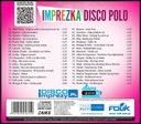 Imprezka Disco Polo CD 2021 NAJNOWSZE PRZEBOJE EAN 5901844456150