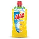AJAX płyn uniwersalny BOOST SODA - CYTRYNA 3x 1L EAN 9980000099352