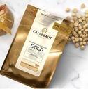 Callebaut Czekolada Biała słony karmel GOLD 2,5kg Kod producenta CHK-R30GOLD-E4-U70