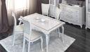 Stół rozkładany ze wzorem do jadalni 60.215 Marka Inny producent