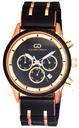 Zegarek męski drewniany Giacomo Design GD481 NEW! Rodzaj analogowe