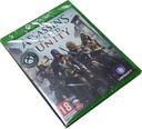 ASSASSINS ASSASSIN'S CREED UNITY / XBOX ONE / PL