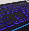 PODŚWIETLANA KLAWIATURA TRACER OFIS PRO SLIM USB Typ klawiatury membranowa