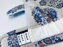 Zimorodek Machoniowy nosidło regulowane Doux-Doux Opcje noszenia Na plecach Przodem