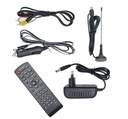 Telewizor samochodowy TV 14 cali DVBT USB 12V AKU Typ telewizora LCD