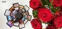 PUDEŁKO NIESPODZIANKA NA PREZENT ZDJĘCIA Wydruk Kolor czerń