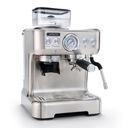 Niemiecki Ekspres ciśnieniowy do kawy z młynkiem