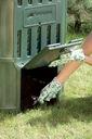TERMO KOMPOSTOWNIK 900L ZIELONY IKB900 Szerokość (krótszy bok podstawy) 88 cm
