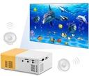 PRZENOŚNY RZUTNIK MINI PROJEKTOR LCD FULL HD 1 Model 1 SD10