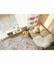 Dywan pastelowy młodzieżowy 160x220 cm Trójkąty Kod producenta kolorowy młodzieżowy dziecięcy fryz
