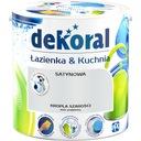DEKORAL ŁAZIENKA&KUCHNIA kropla szarości 2,5L Kod producenta 390794