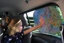 OSŁONKA do samochodu elektrostatyczna/mapa/2 szt. EAN 5903111233280