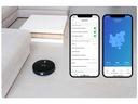 Robot sprzątający mop ZEEGMA Zonder Robo Next WiFi Komunikacja wskaźnik ładowania wskaźnik stanu akumulatora komunikaty głosowe